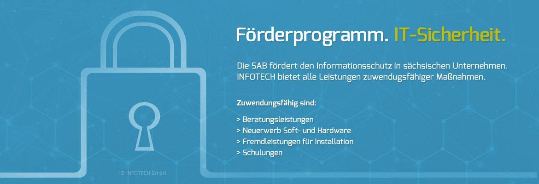 Förderprogramm IT-Sicherheit